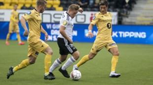 Svensson mot Bodø Glimt