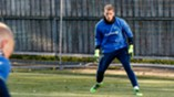 André Hansen på trening