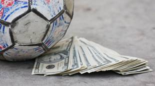 Fotball penger