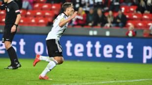 Reitan scoring tippeligdebut debut