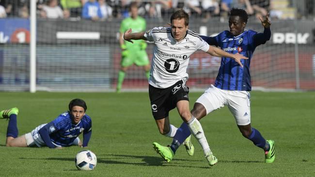 Anders Ågnes Konradsen, RBK - Stabæk