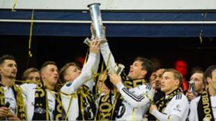 Cupfinale 2016 - pokal
