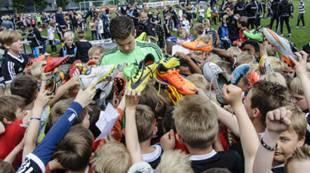 RBK Fotballskole 2015