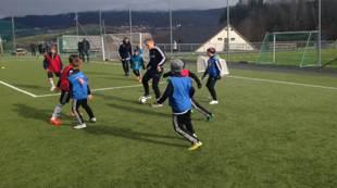 Fotball etter skoletid, Melhus