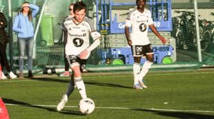 Mathias Hjelle, CSK - RBK2
