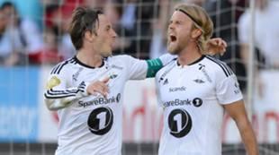 Jensen og Gytkjær mot Molde
