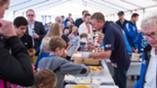 Barn og unge inviteres til aktiviteter og taco på Sarpsborg stadion23. september