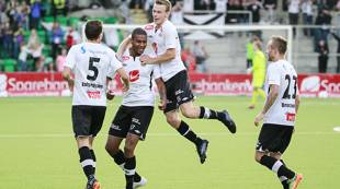 Christophe skåra mot Ålesund