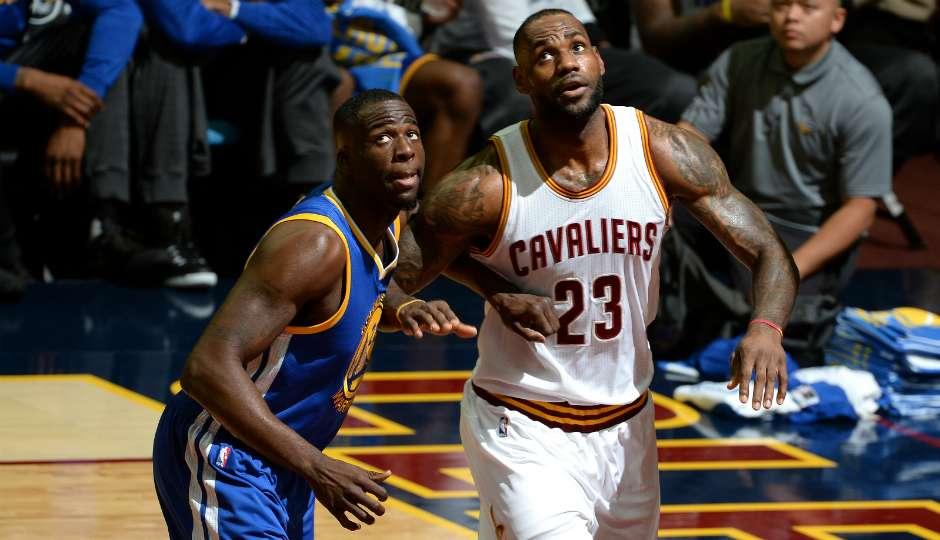 NBA   Cavs flex muscles to bounce back in NBA Finals   SPORTAL