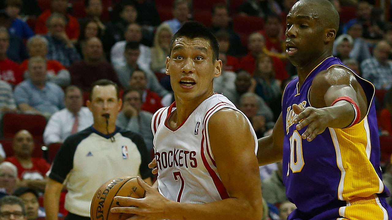 Back where it all began, Lin continues to embrace his new reality