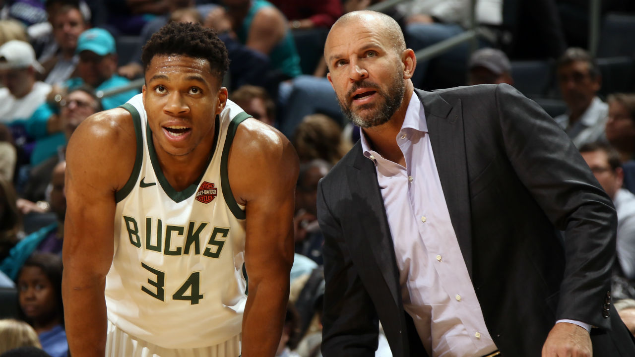 Bucks Fire Head Coach Jason Kidd