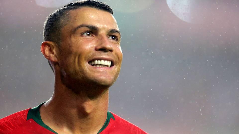# Cristiano Ronaldo