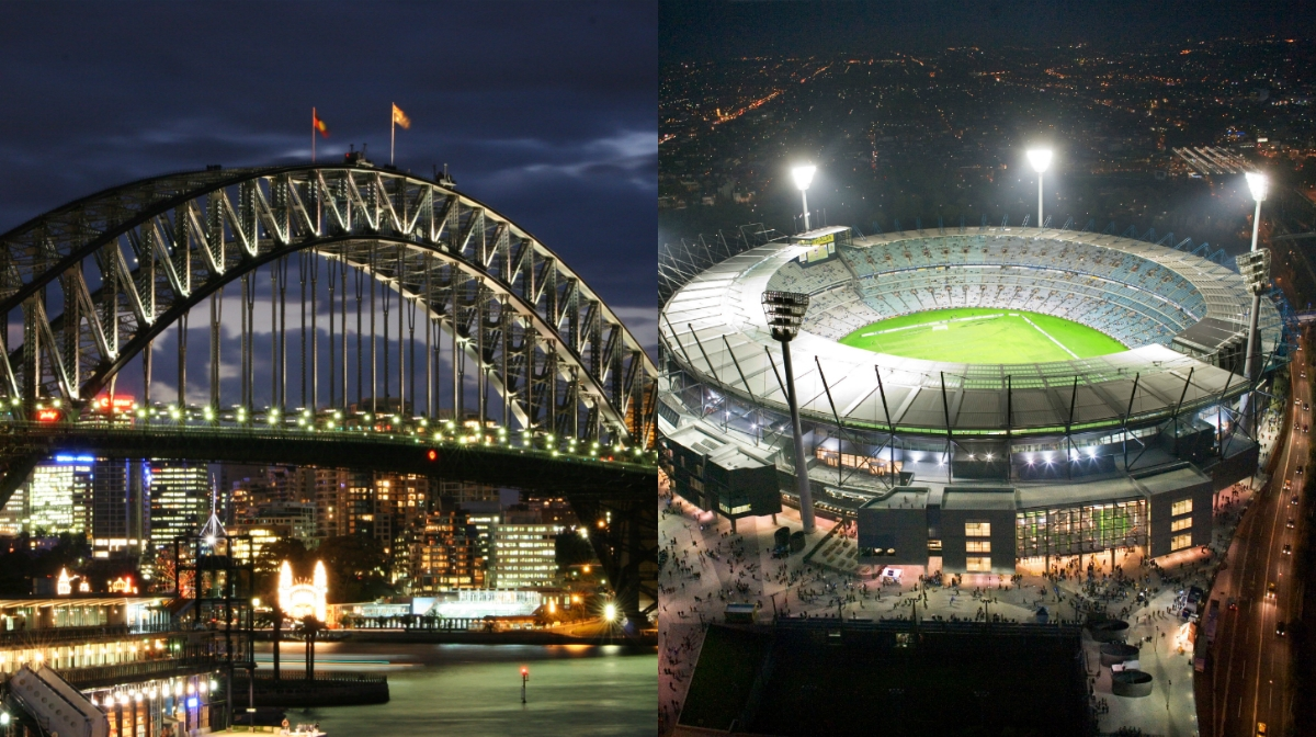 Australian City Is Sporting Capital Of The World