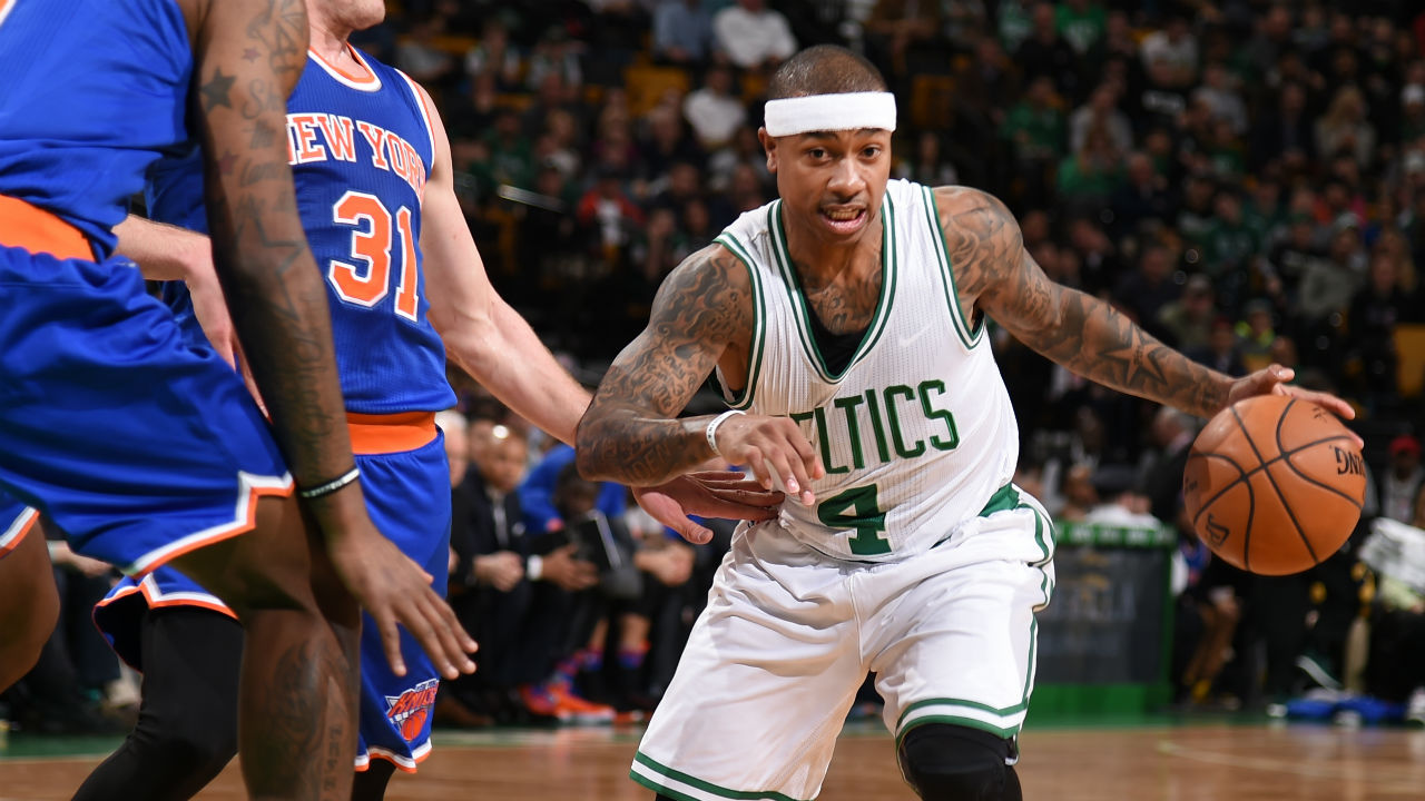Boston Celtics Guard Isaiah Thomas Is Boston's New