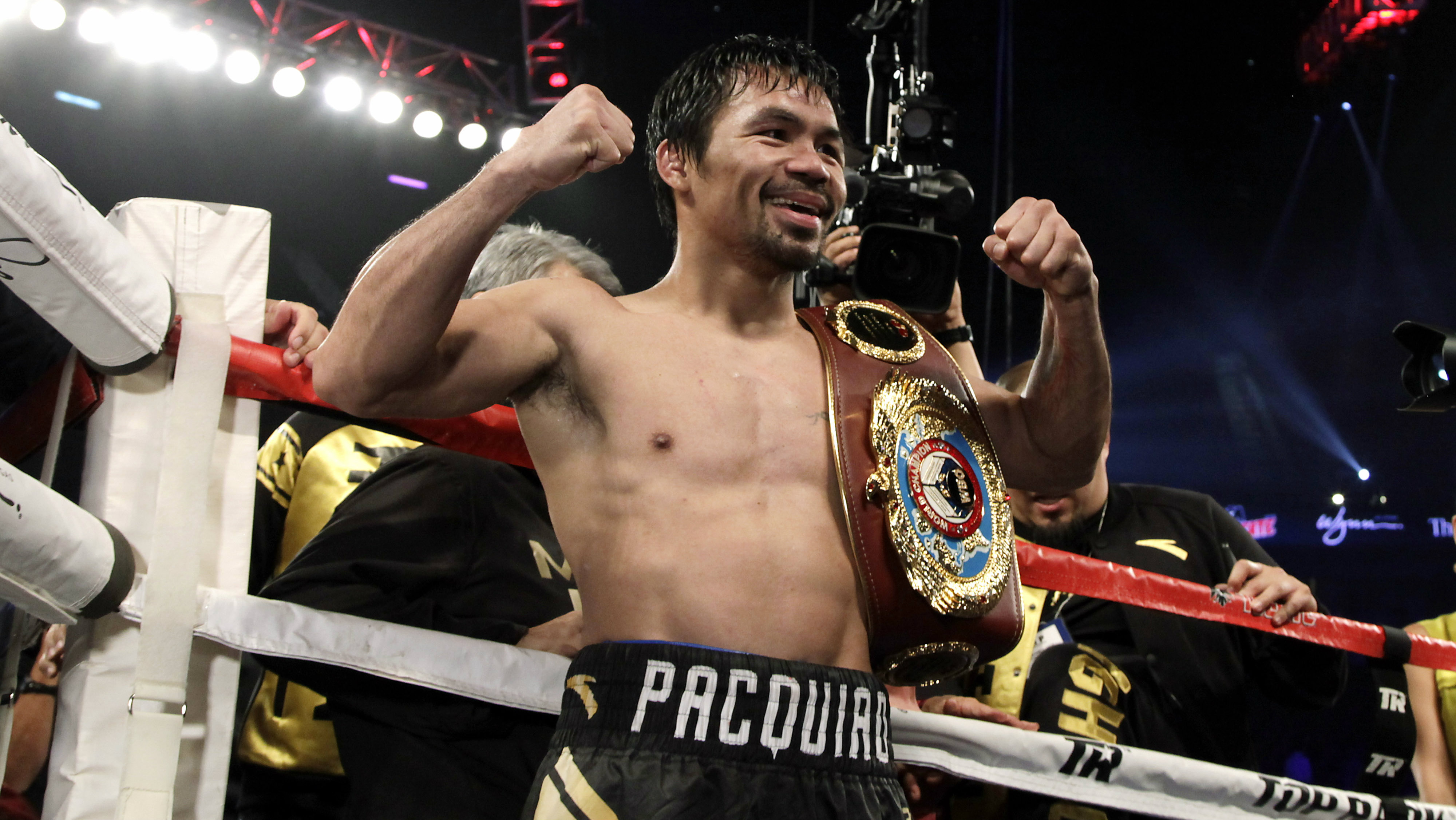 Pacquiao asks fans whom he should fight next