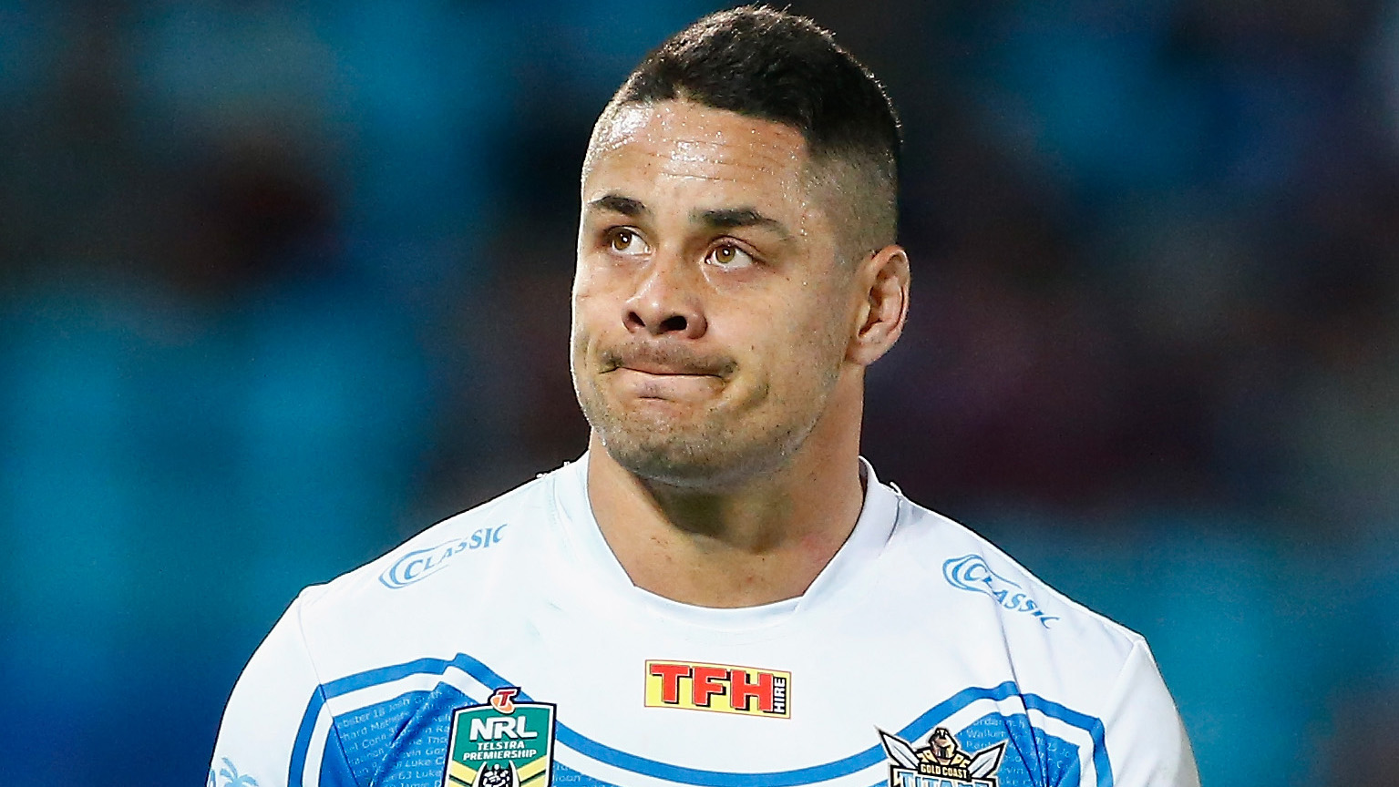 NRL star Jarryd Hayne accused of rape in the United States