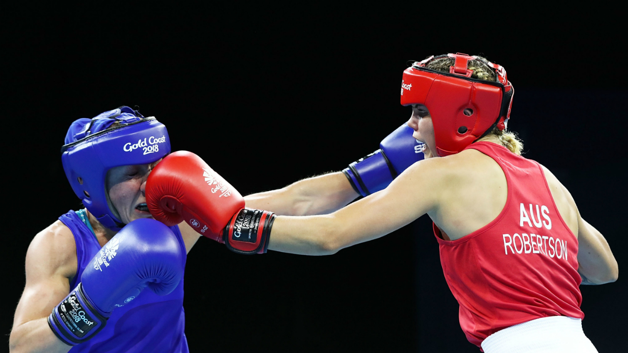 CWG 2018 Day 10: Indian boxers deliver 2 Gold and 2 Silver