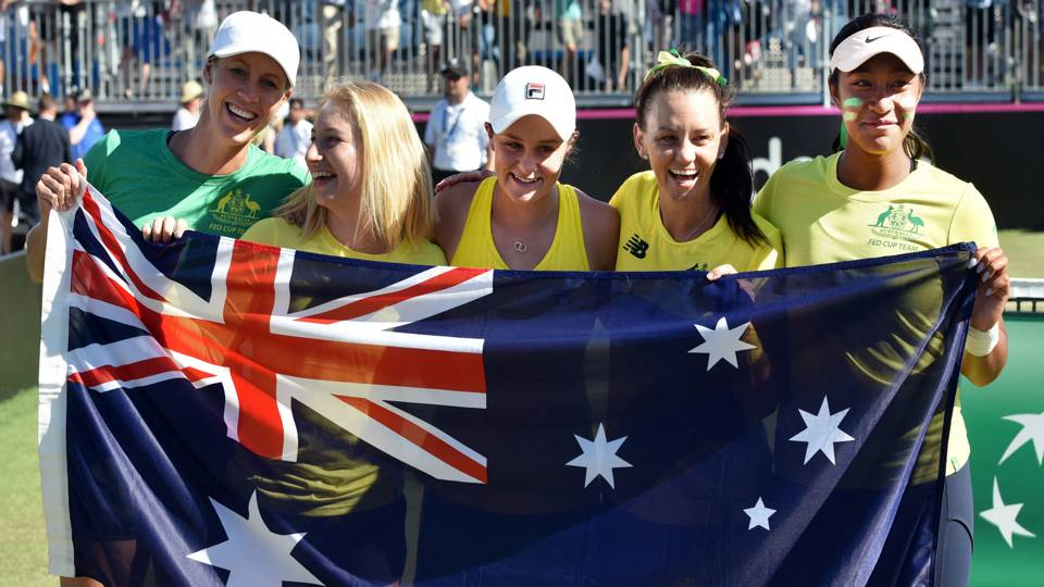 # Fed Cup