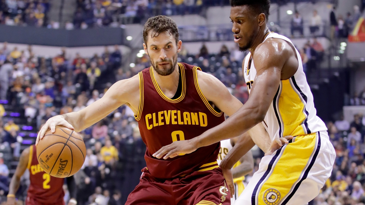 Cleveland Cavaliers F Kevin Love named Eastern Conference Player of the Week