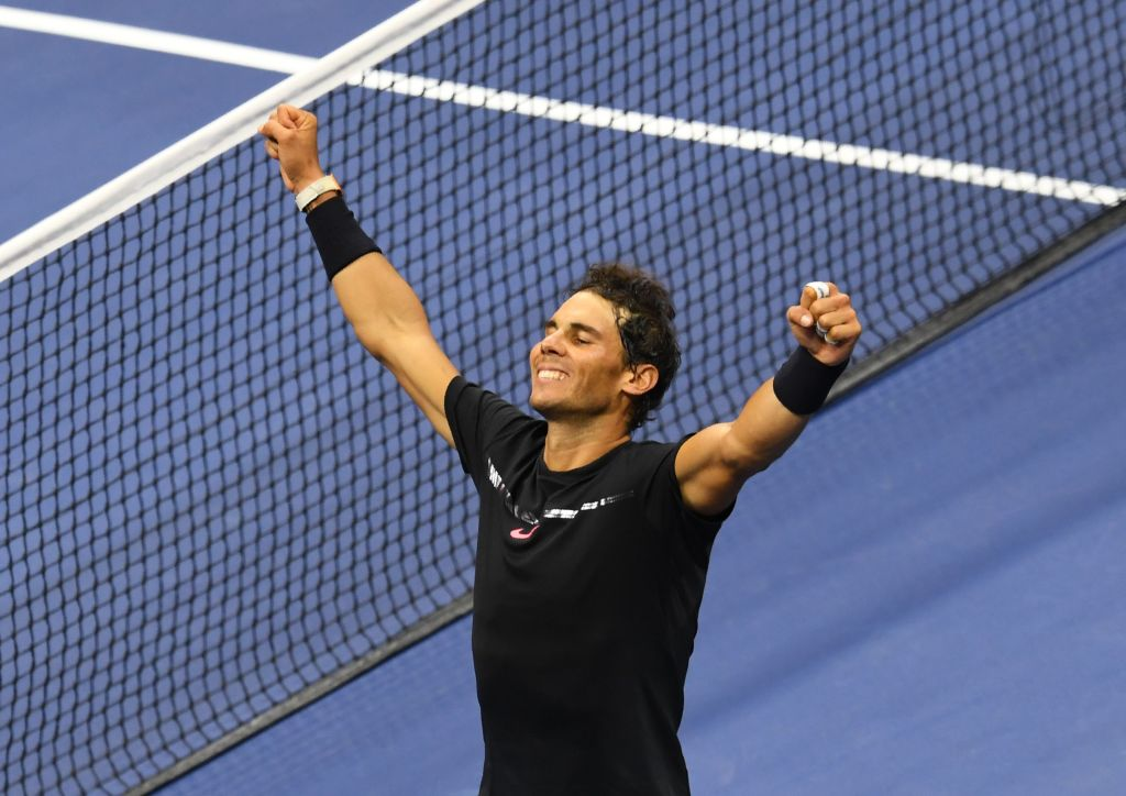 W2W4 at US Open: Making the case for Nadal and Anderson