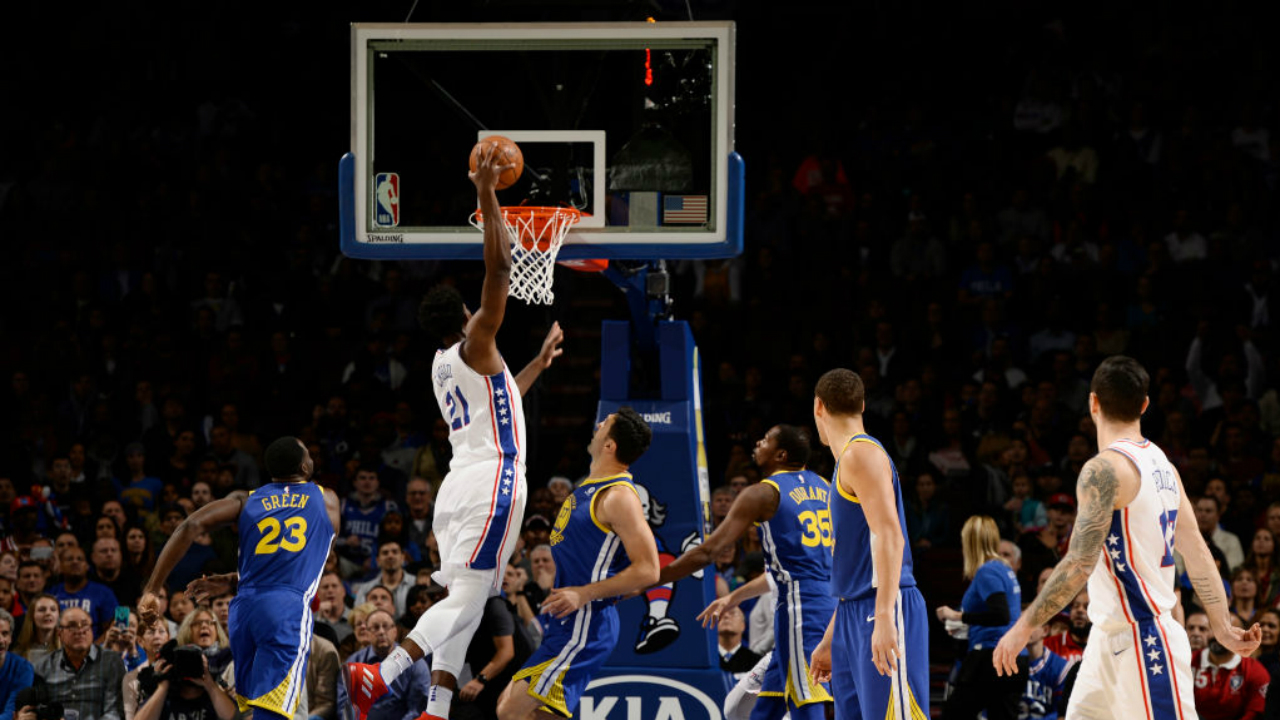 Golden State Warriors, Steph Curry erase 22-point deficit in 10 minutes, top Sixers