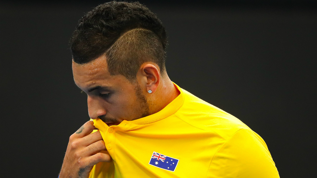 Davis Cup World Group: Australia levels tie with Germany