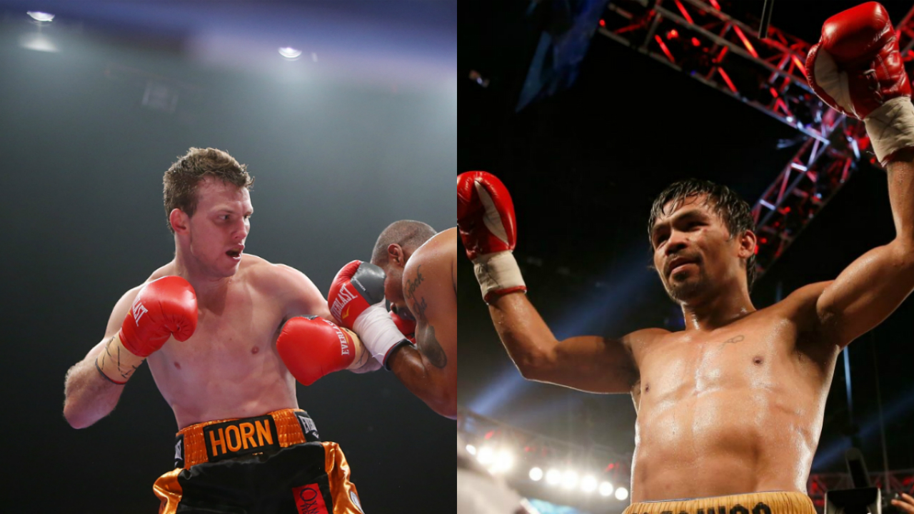 Dubai eyed as Pacquiao-Khan site