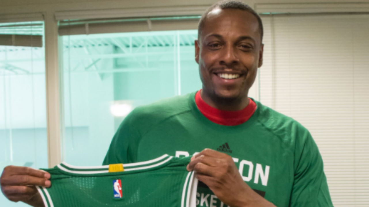 Paul Pierce signs deal to retire as member of Celtics