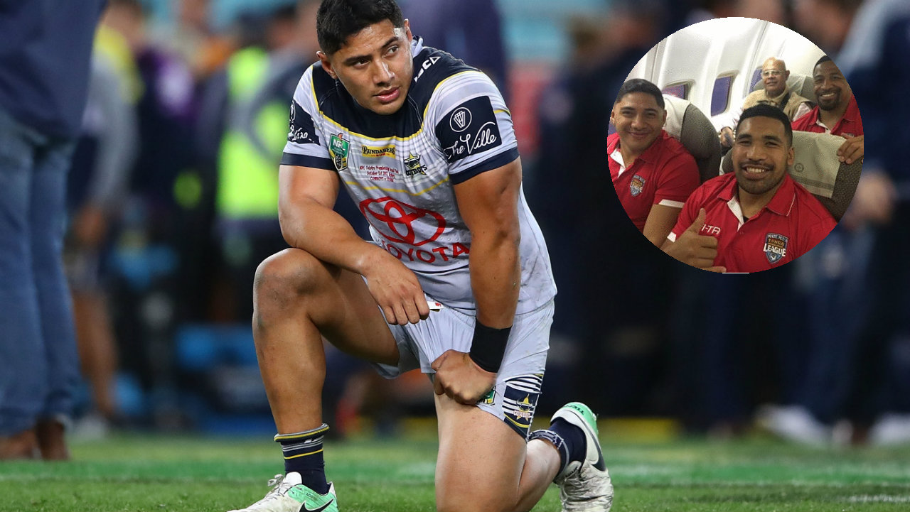 Tongan league star Jason Taumalolo to 'leave the talking on the field'