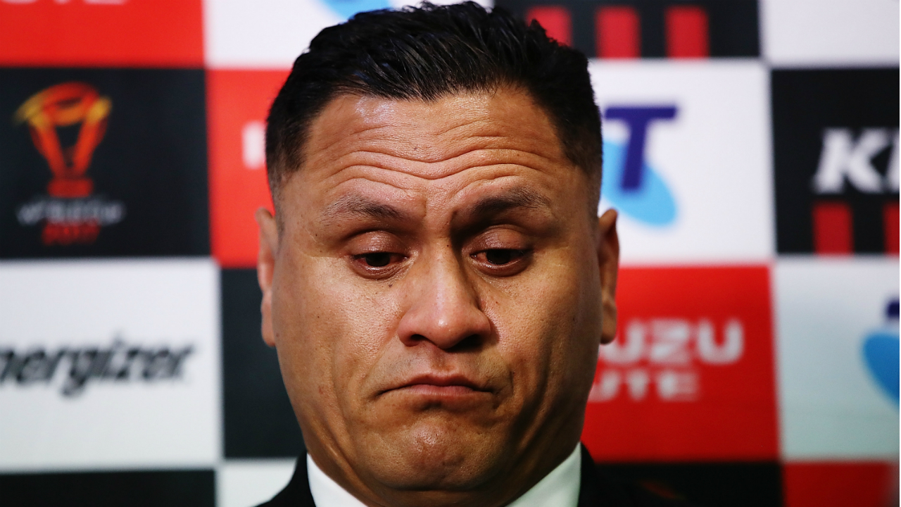 Kiwi captain's response to Fiji upset