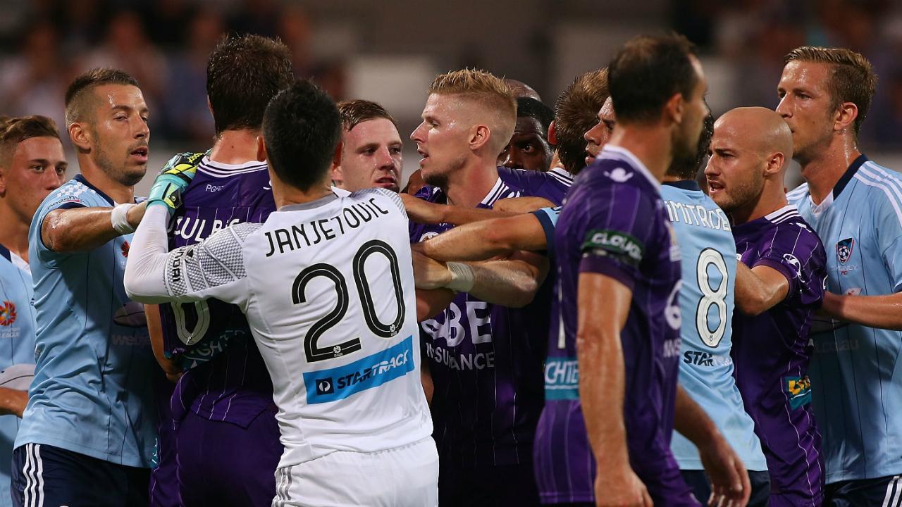 Glory v Sydney