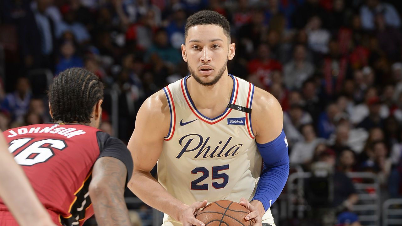76ers rookie Ben Simmons among top 10 NBA jersey sales list for 2017/18 season