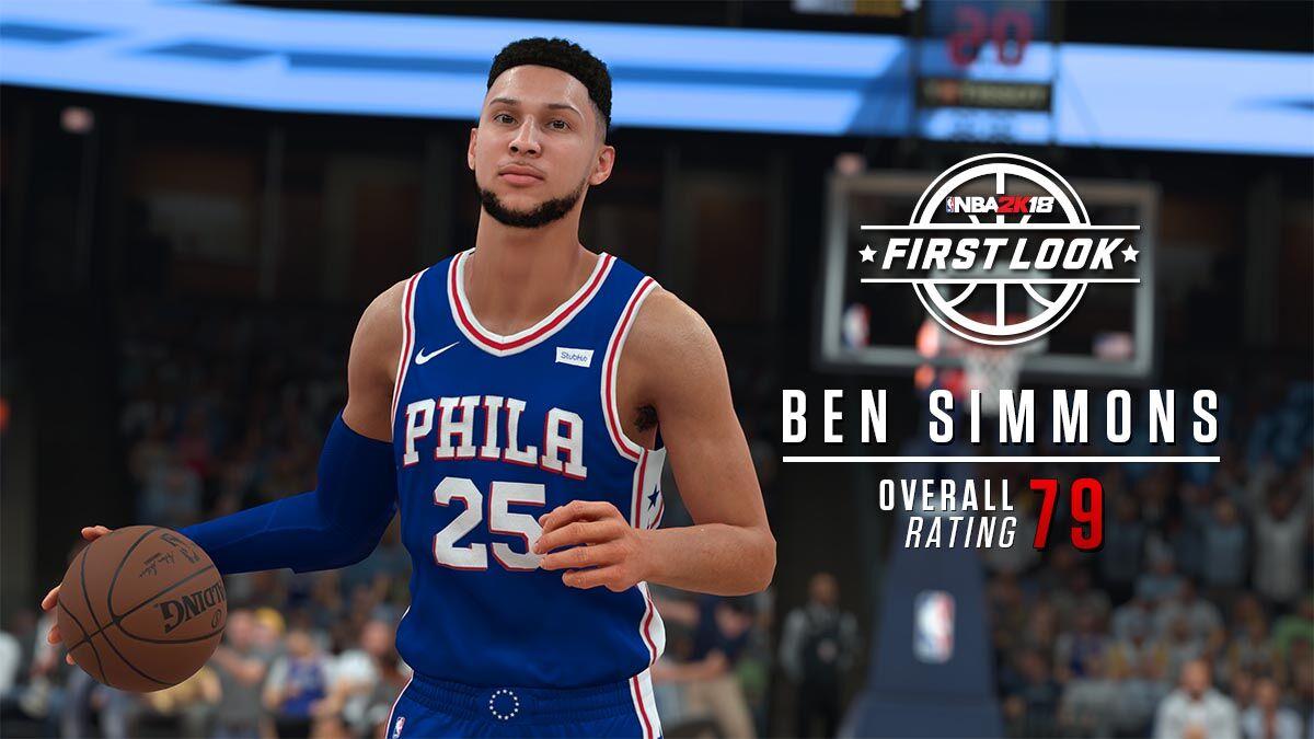 Ben Simmons - 79