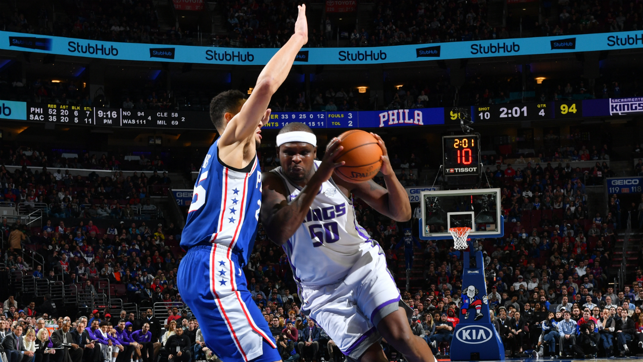 Randolph powers Kings past slumping 76ers 101-95