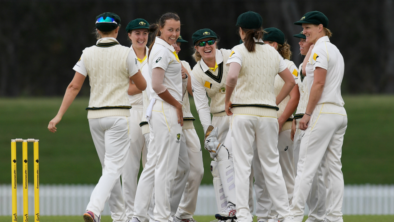 Australia drop two for women's Ashes Test