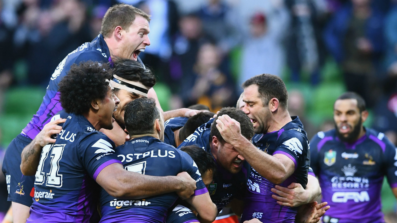 NRL finals: Storm v Eels, Sea Eagles v Panthers