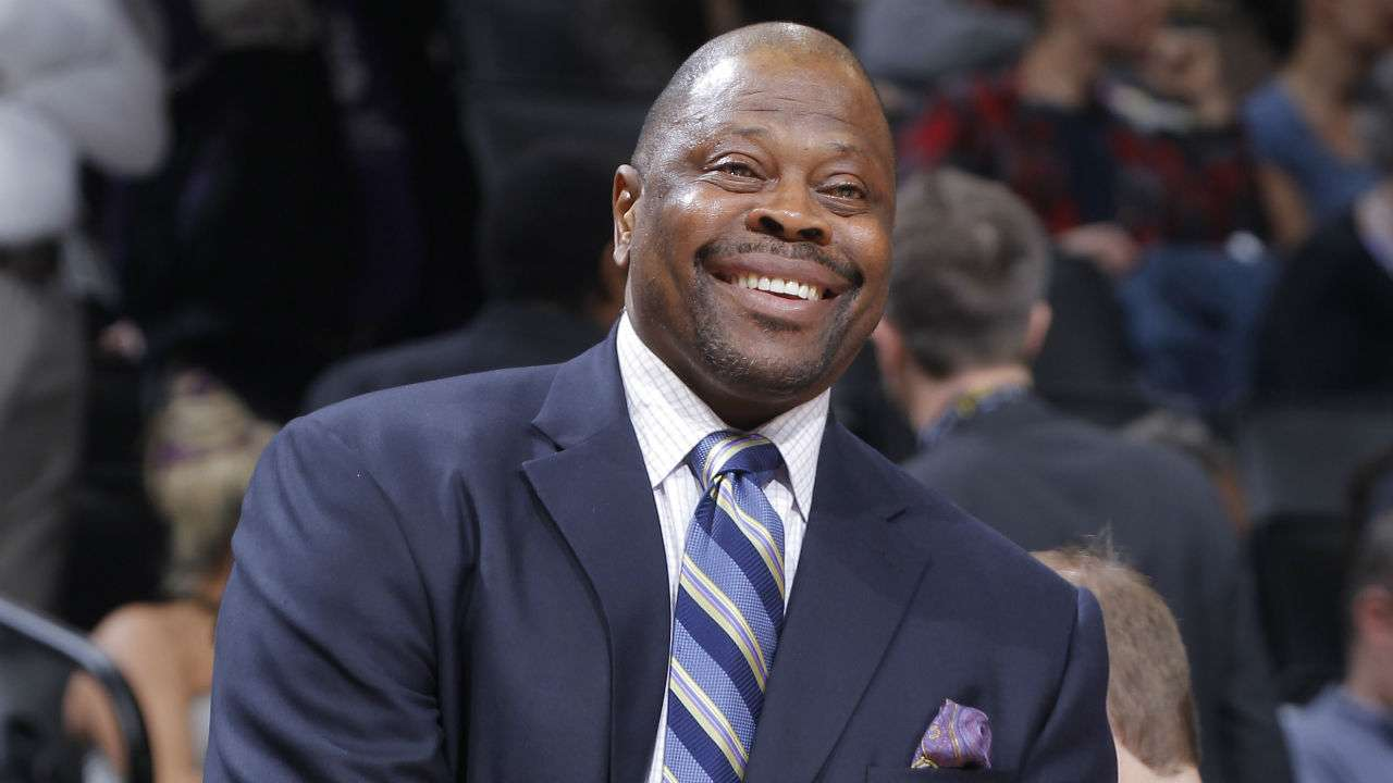 Georgetown hires Patrick Ewing as coach