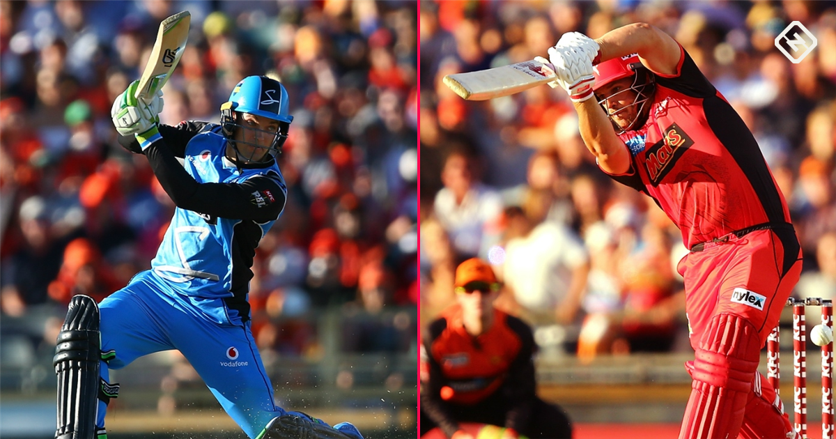 Watch Adelaide Strikers vs Hobart Hurricanes on TV, online
