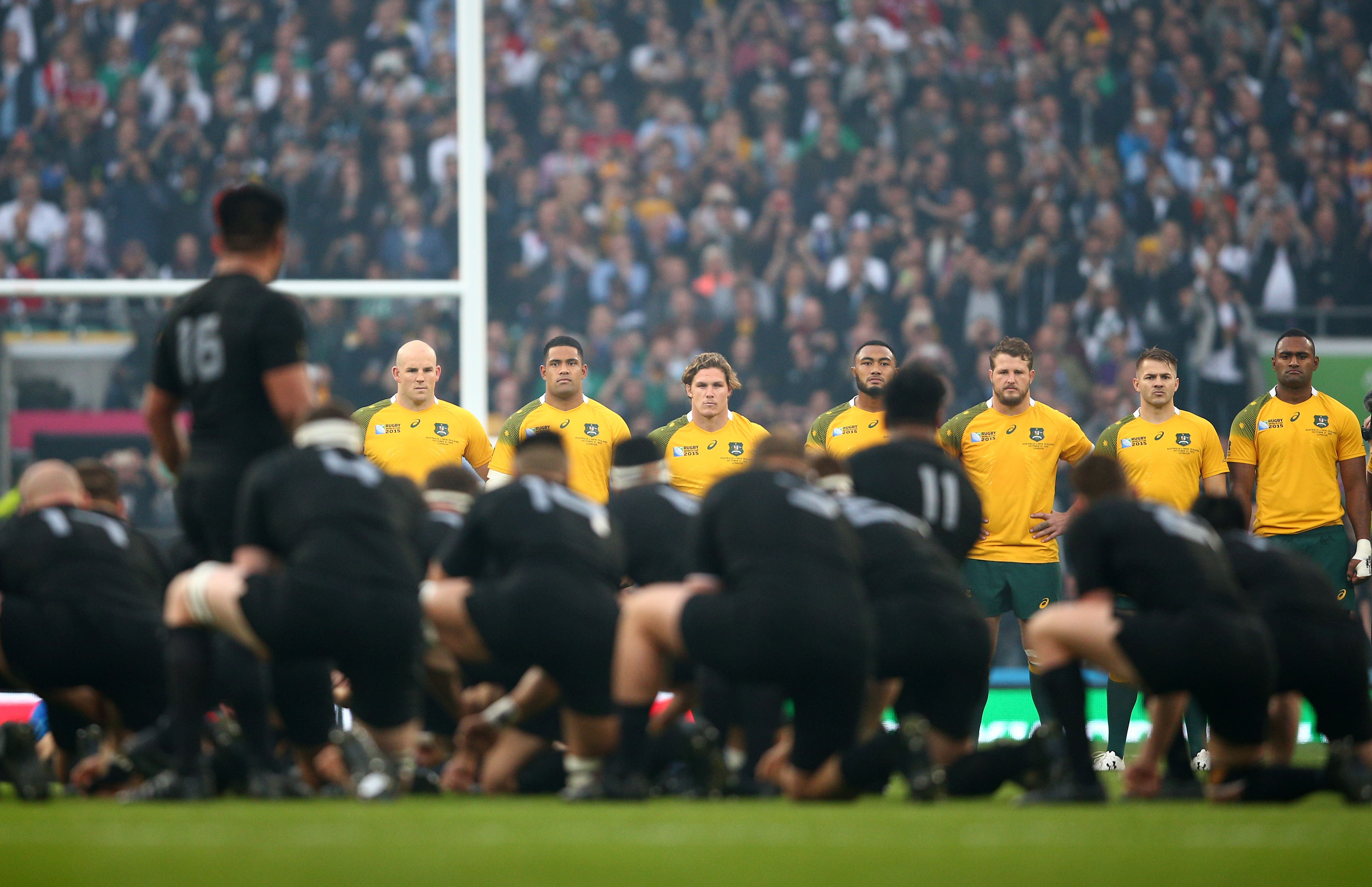 All Blacks Wallabies World Cup