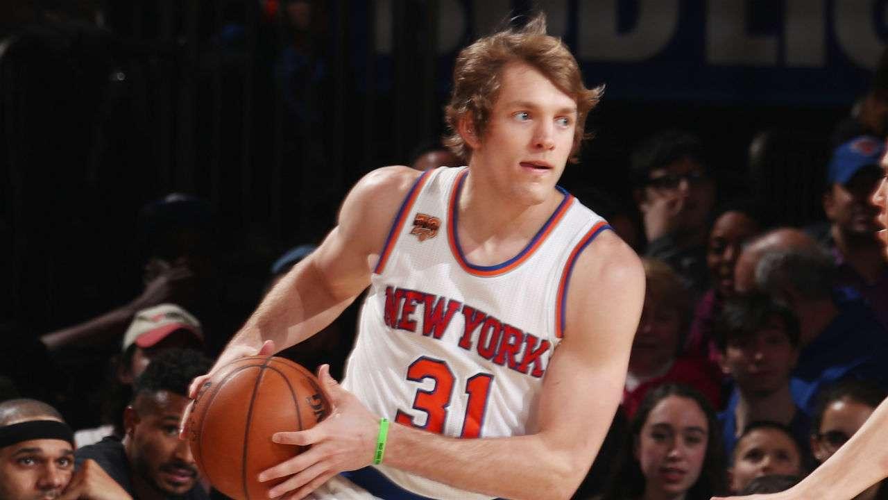 New 'Linsanity'? Knicks fans love small-town Ron Baker and his Hyundai Sonata
