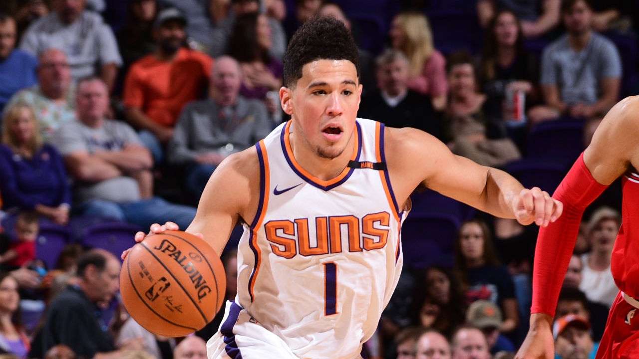 Suns, Booker nearing max extension