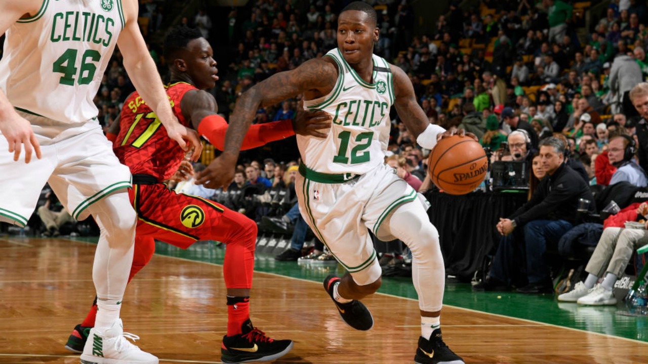 Celtics' Kyrie Irving, three others ruled out vs. Hawks