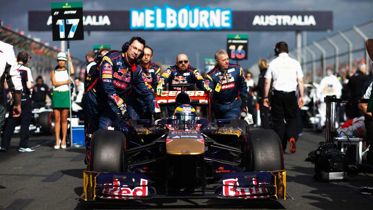 Preview: Australian Formula 1
