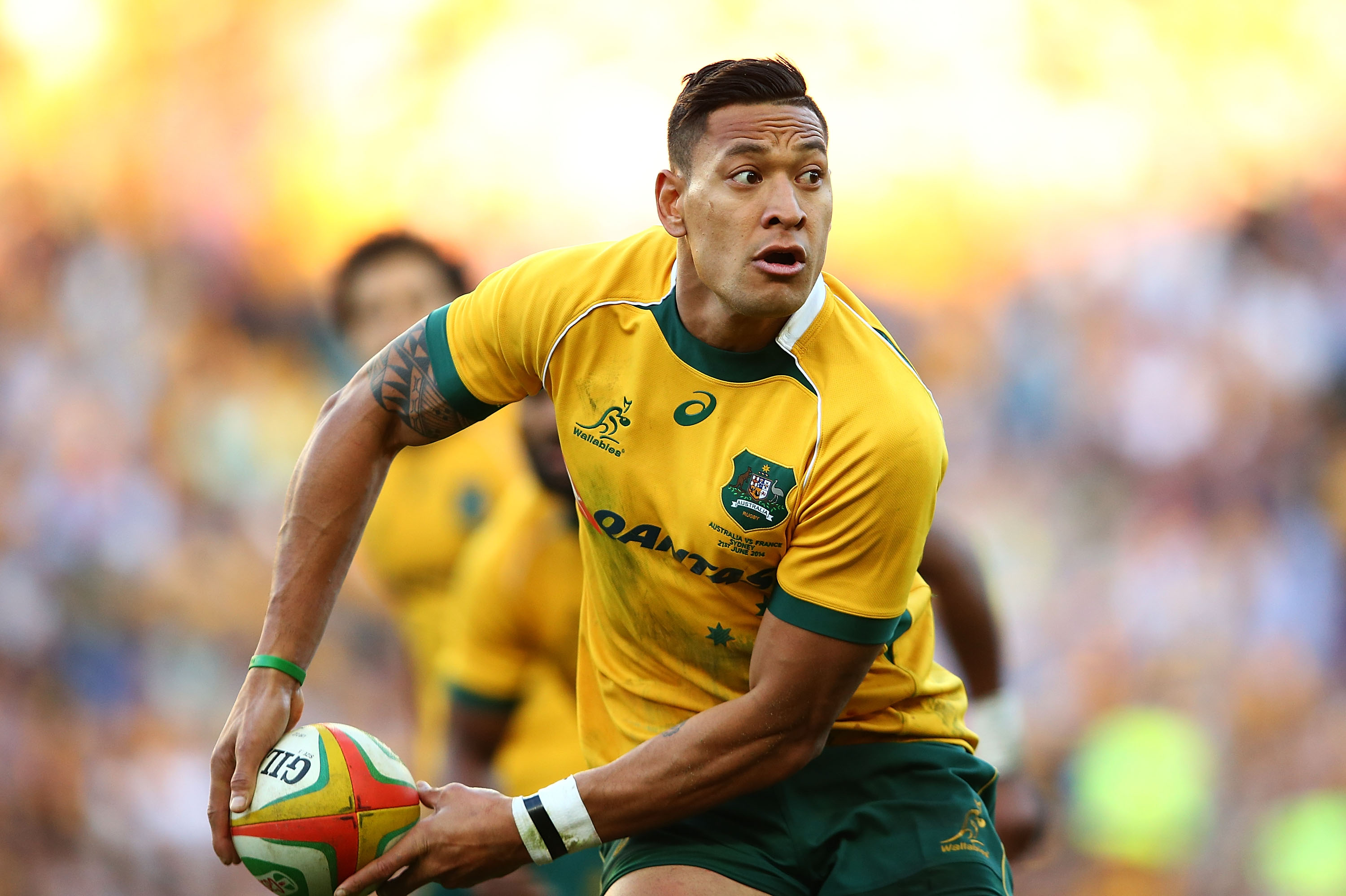israel folau - photo #5
