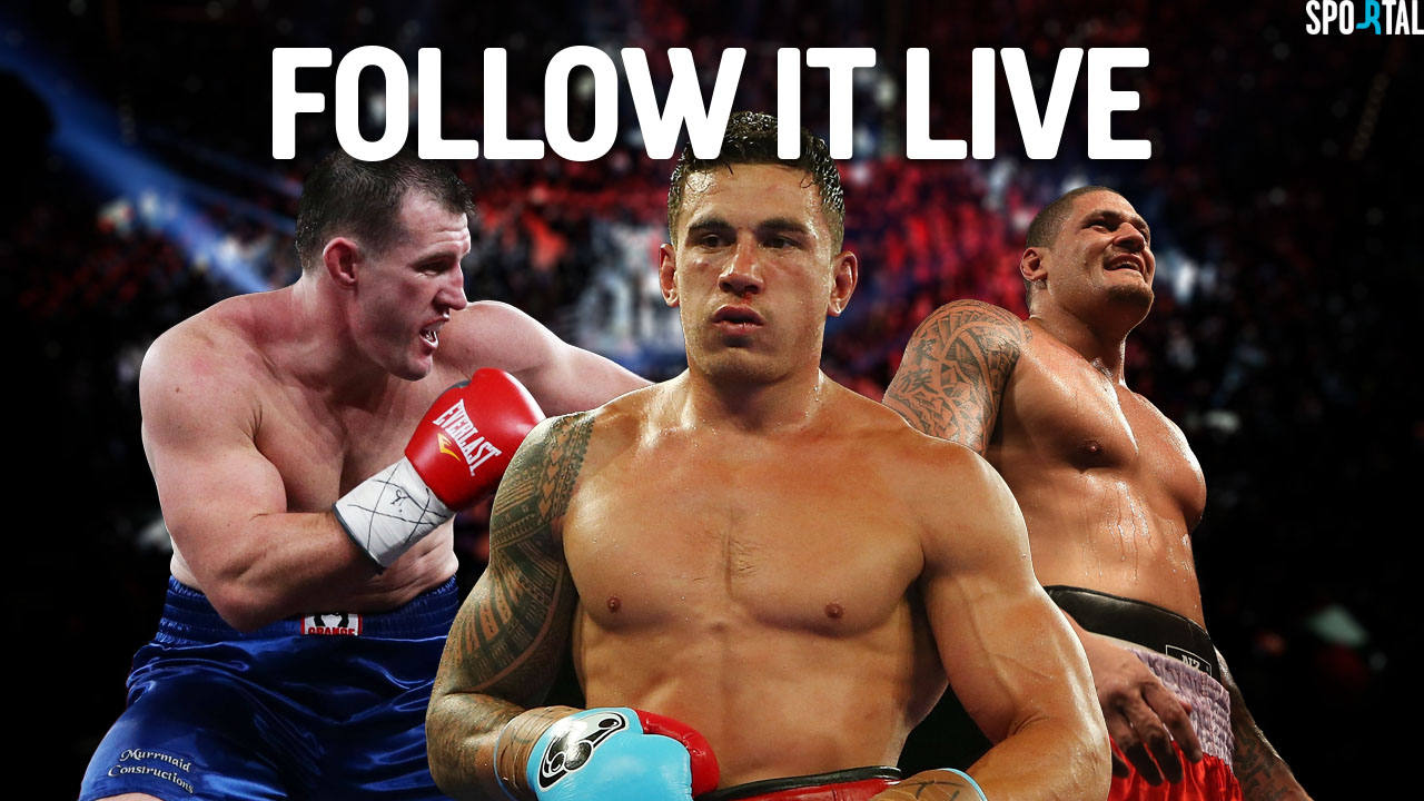 Live Coverage. Boxing Leaguies