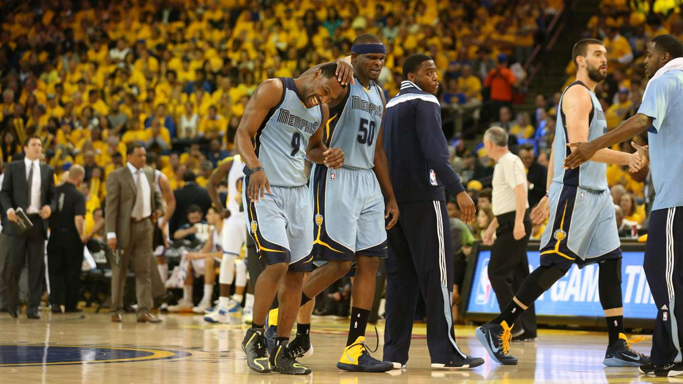 NBA | Tony Allen wants you to know he is first team All-Defence | SPORTAL