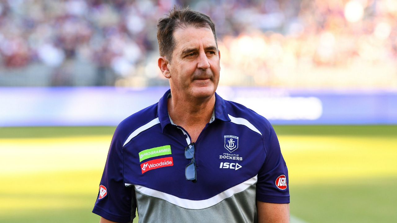 Second complaint involving Fremantle coach Ross Lyon referred to AFL integrity unit