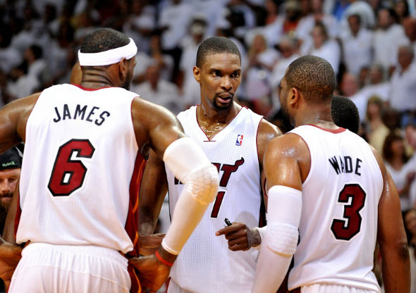 The legacy of Chris Bosh | NBA | Sporting News
