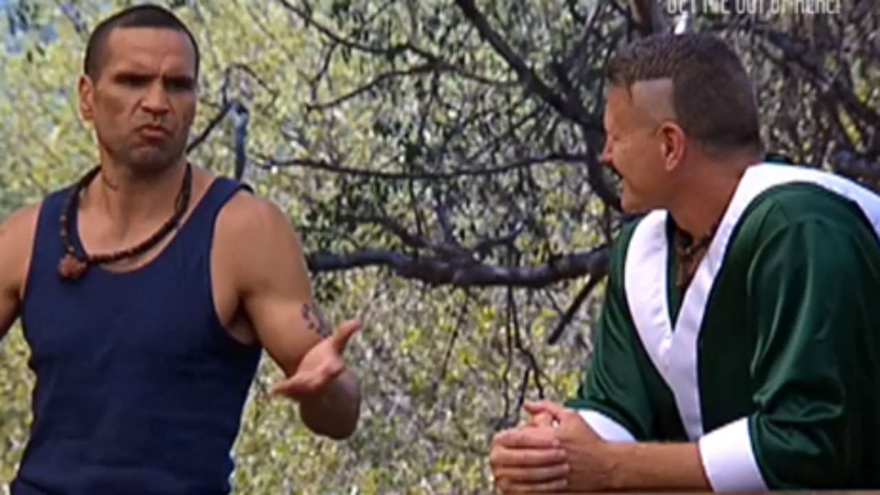 Fans Rip In To Big Mouth Mundine Over Im A Celebrity Exit
