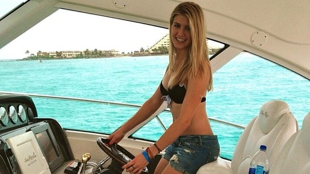 Random fan scores date with Eugenie Bouchard